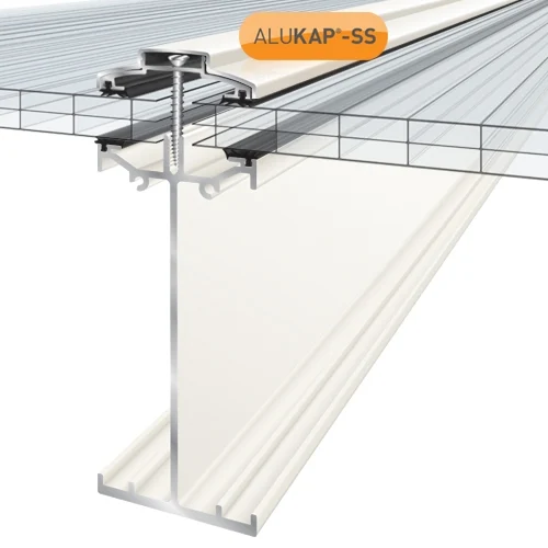 Self Supported Glazing Bars