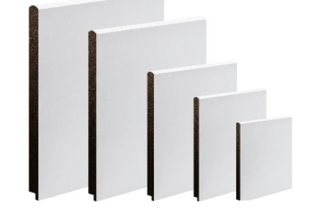 MDF Window Sections