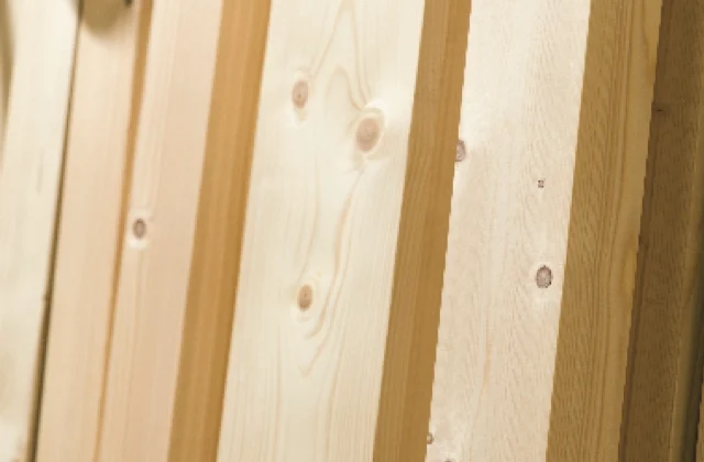 Planed Softwood