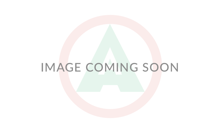 'Alukap-SS Low Profile Wall Bar 6.0m White'