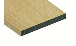 Oak Planed Timber Ex 25mm x 225mm