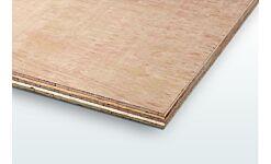 Hardwood Throughout Plywood  18mm x 2440 x 1220mm
