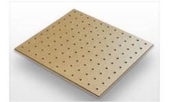 Hardboard Perforated 3.2x1220x2440mm