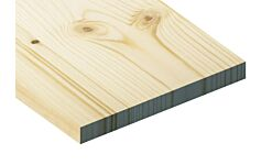 Contract Grade Whitewood Planed Timber Ex 22 x 225mm