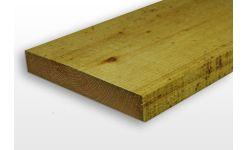 Sawn Treated Softwood 22 x 150mm