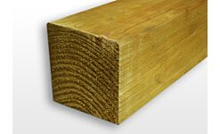 Eased Edge Treated Timber Carcassing Ex 47 x 50mm