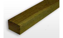 Sawn Treated Softwood 25 x 38mm
