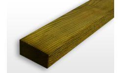 Sawn Treated Softwood 25 x 50mm