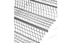 EX-267 Expanded Rib-Lath    2500 x 600mm SHEET    Stainless Steel