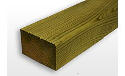 Eased Edge Treated Timber Carcassing Ex 47 x 75mm