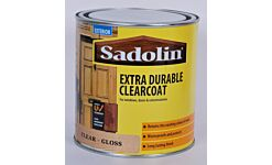 SADOLIN CLEAR COAT GLOSS     CLEAR      1L