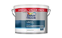 Dulux Vinyl Matt PBW 7.5L