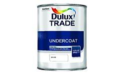 Paint Undercoat Trade Dulux White 1L