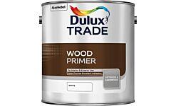 DULUX TRADE WOOD PRIMER WHITE 2.5L