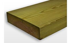 Eased Edge C24 Treated Timber Carcassing Ex 75 x 200mm