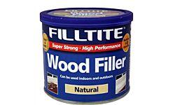 FILLTITE WOODFILLER NATURAL 500g