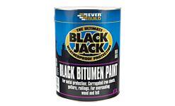 Everbuild 901 Black Bitumen Paint 5Lt