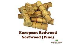 SOFTWOOD CROSS GRAIN PELLETS (pack 100)