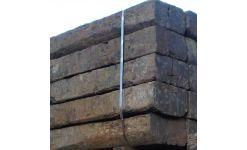 Reclaimed Hardwood Sleeper 250 x 160 x 2600mm Grade A1