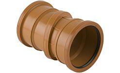 Underground Drainage  -  110mm Adjustable 2 Way Bend 0 > 30deg