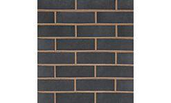 65mm Staffordshire Blue Perforated Bricks
