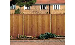 Grange Closeboard Fence Panel 1830 x 1800mm (6' x 6')