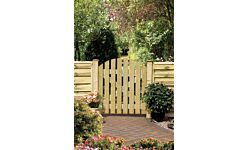Dome Ledged and Braced Path Gate 1050 X 915mm