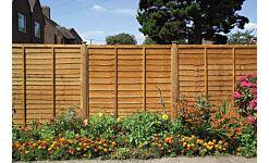 Grange Superior Overlap Fence Panel 1830 x 1500mm (6' x 5')