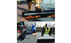 Torch-On Adesso Green Roofing Felt 1 x 8m