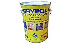 Roof Coating (with fibers) Acrypol Solar White 5kg