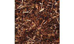 Spruce Ornamental Mulch Bark - Bulk Bag
