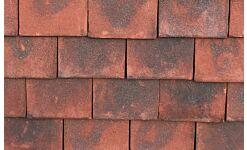 Heritage  Classic Edwardian  Handmade Clay Eaves Tiles