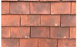 Heritage  Clayhill Medium Blend Clay Eaves Tiles
