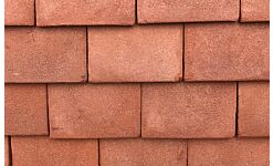 Heritage  Clayhill Red Blend Clay Eaves Tiles