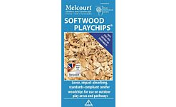 Melcourt Play Bark - 70L Polythene bag