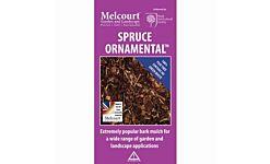 Melcourt Spruce Ornamental - 60L Polythene bag