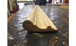 Premier Grade Redwood Classique Picture Rail Ex 25 x 63mm
