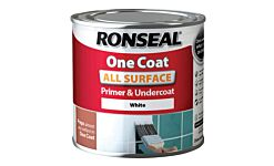 Ronseal All Surface Primer and Undercoat White 750ml