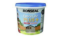 Ronseal Fence Life + Slate 5ltr