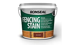 Ronseal Trade Fencing Stain (Sprayable) Medium 5L
