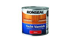 Ronseal Yacht Varnish Clear Gloss 250ml