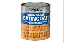 Ronseal Inyerior Ultra Tough Satin Coat750ml