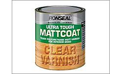 Ronseal Inyerior Ultra Tough Matt Coat 750ml