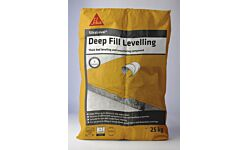 SIKA Level Deep Fill Levelling Compound 25kg