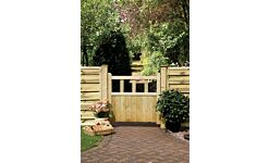 Solid Infill Path Gate 900 X 900mm