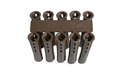 SPIT 1000 PCS BROWN PLUGS - CONTRACTOR PACK