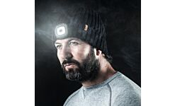 Scruffs Beanie Hat with built in LED Light.