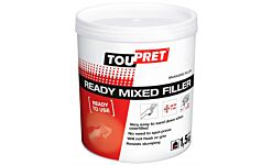TOUPRET READY-MIXED FILLER - (RED) 1.5 kg TUB