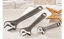 Bahco 3Pc Adjustable Wrench Pack