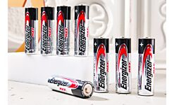 Energize Batteries 4+4 Pack AA